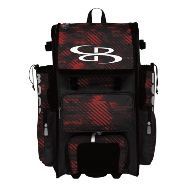 Superpack Hybrid Force Rolling Bat Bag 2.0