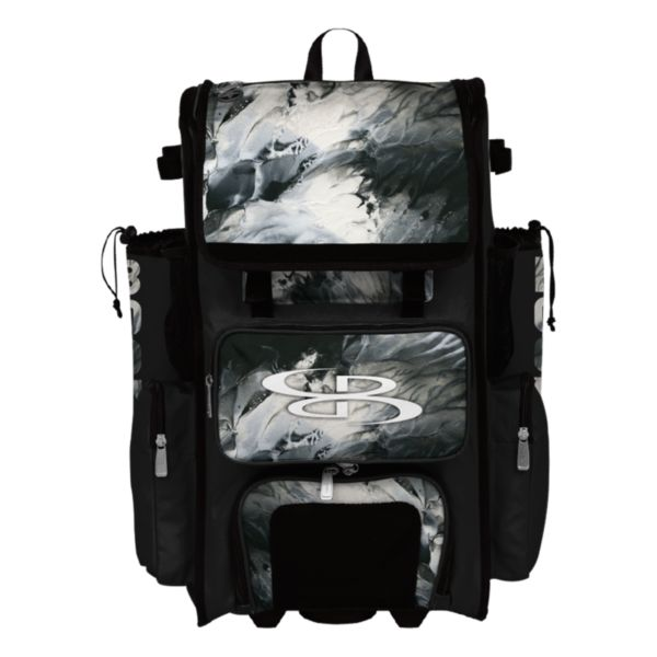 Superpack Hybrid Glacier Rolling Bat Bag