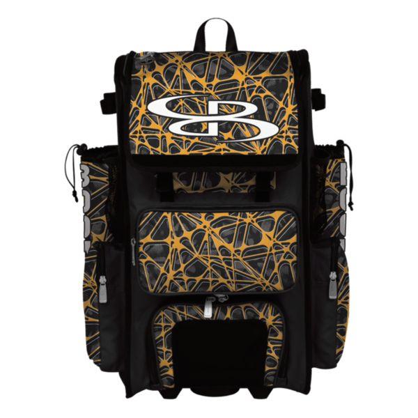 Superpack Hybrid Venom Bat Pack Black/Gold