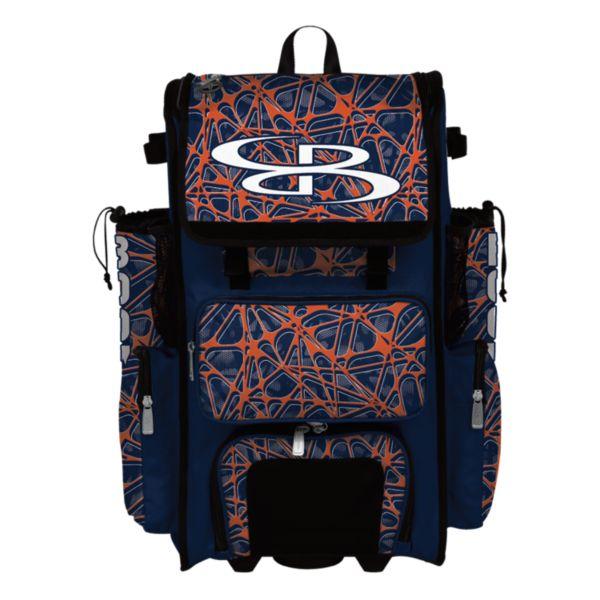Superpack Hybrid Venom Bat Pack Navy/Orange