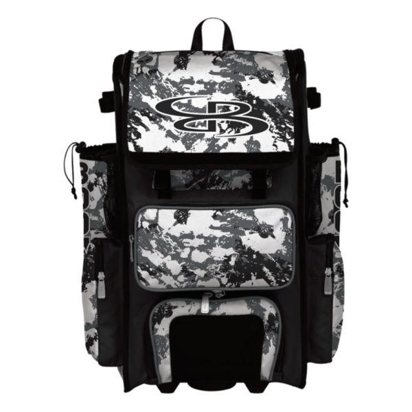 Superpack Hybrid Rocket Bat Pack Black/Charcoal/White