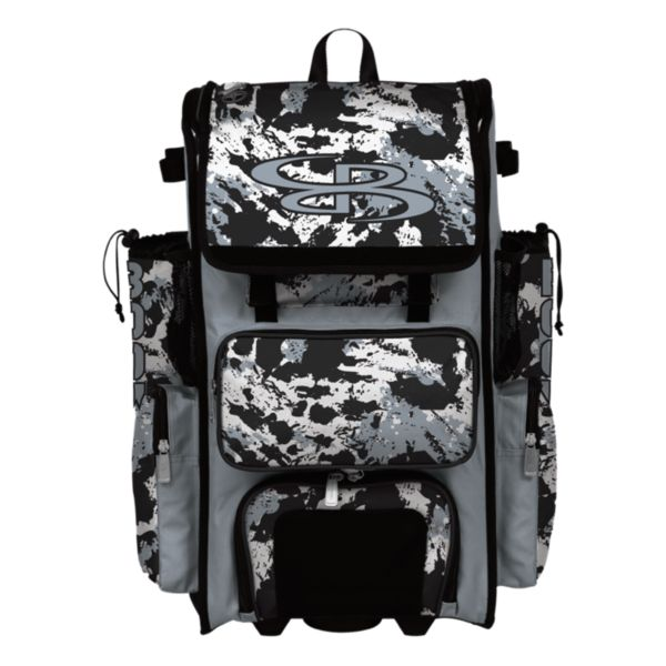 Superpack Hybrid Rocket Bat Pack Gray/Black/White