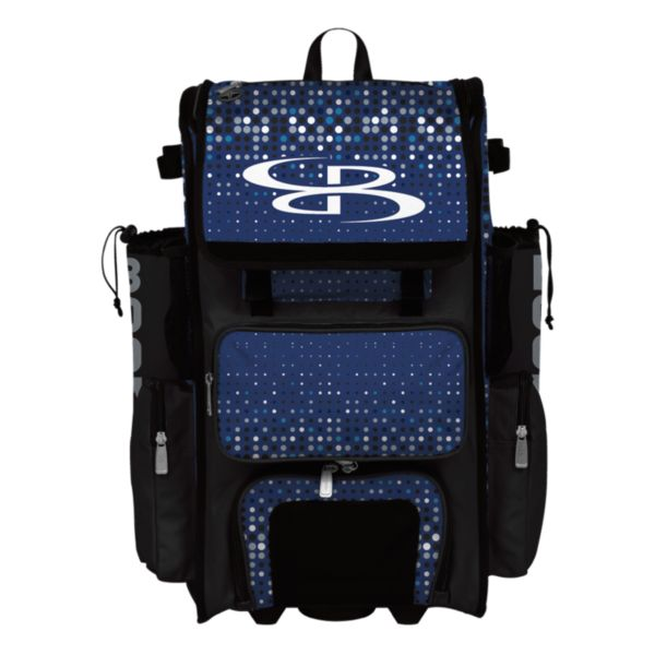 Superpack Hybrid Spotlight Bat Pack Black/Royal/White
