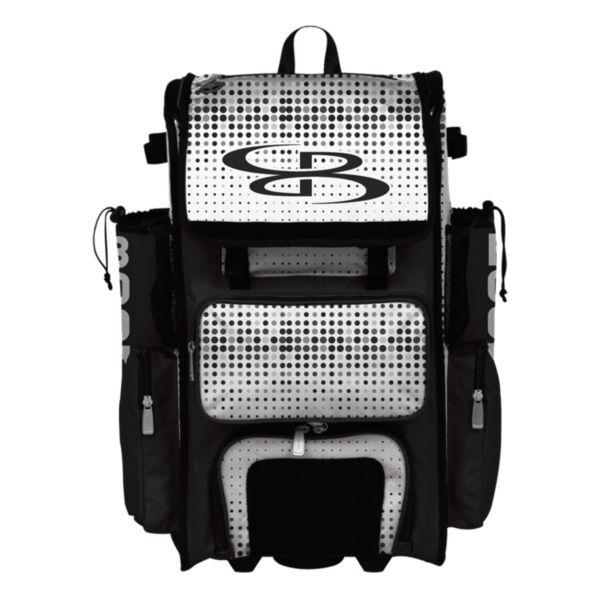 Superpack Hybrid Spotlight Bat Pack Black/White