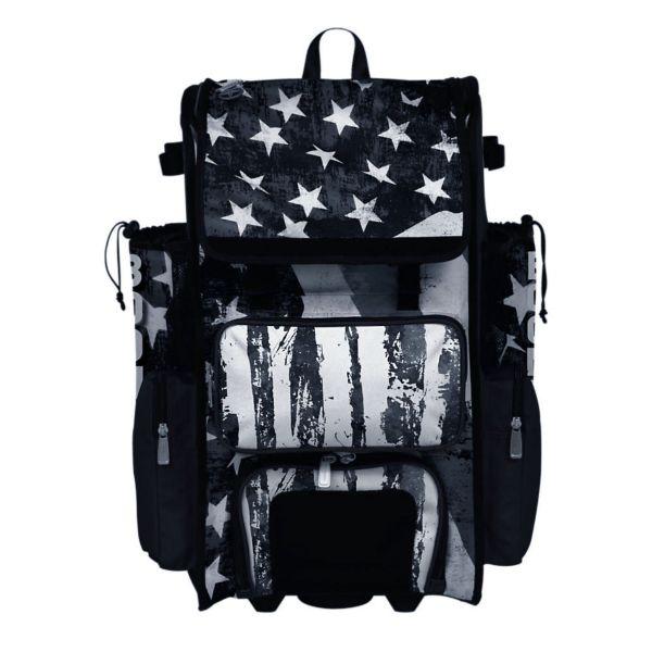 Superpack Hybrid USA Old Stars & Stripes Black Ops Black/White