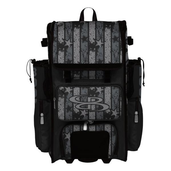 Superpack Hybrid USA Freedom Black Ops Bat Pack Black/Charcoal