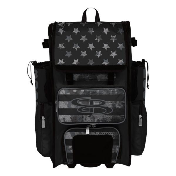 Superpack Hybrid USA Honor Black Ops Bat Pack Black/Charcoal