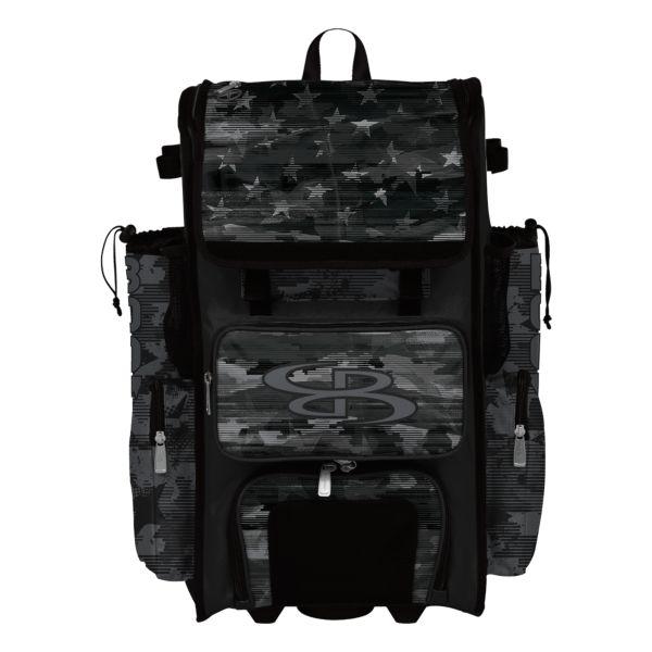 Superpack Hybrid USA Mission Black Ops Bat Pack Black/Charcoal
