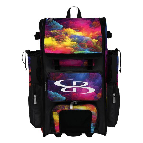 Superpack Hybrid Burst Bat Pack Multicolor