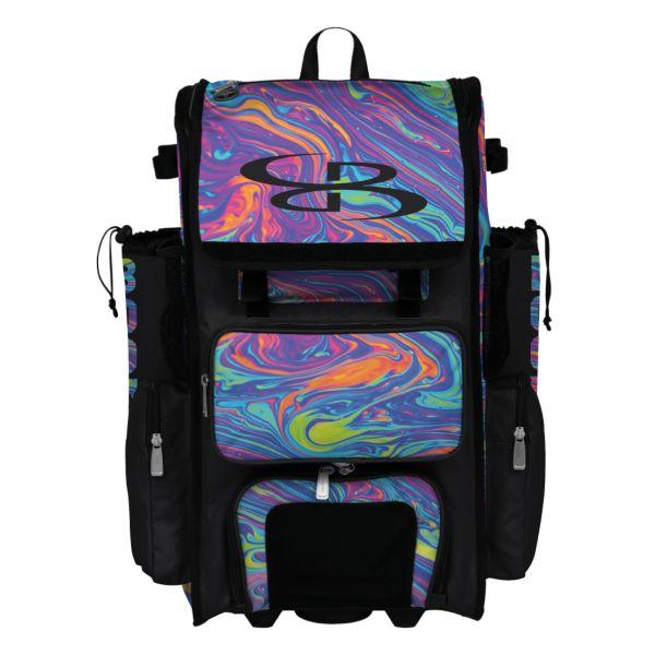 Superpack Hybrid Lava 2.0 Bat Pack Multicolor