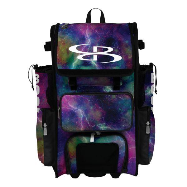 Superpack Hybrid Nebula 2.0 Bat Pack Multicolor