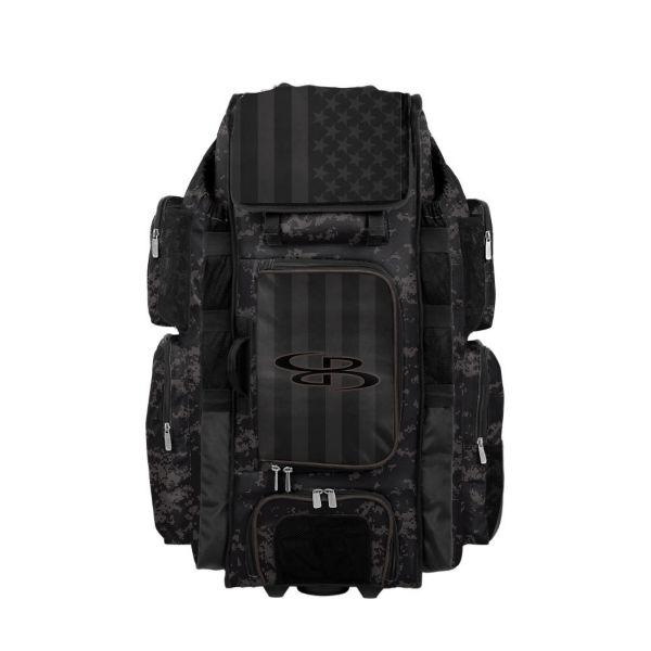 Rolling Superpack XL USA Clandestine Black/Dark Charcoal
