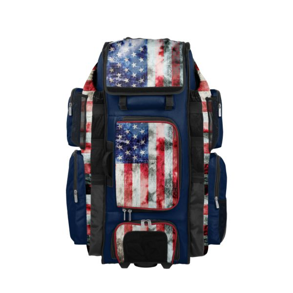 Rolling Superpack XL USA Old Glory Navy/Red/White