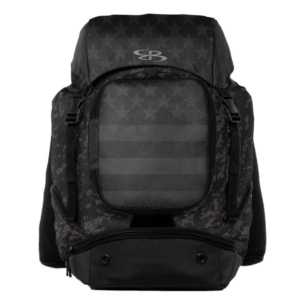 Commander Bat Pack USA Clandestine Black/Dark Charcoal