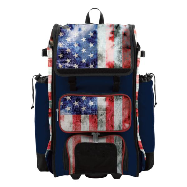 Catcher's Superpack Hybrid USA Old Glory Navy/Red/White