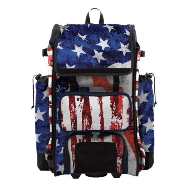 Catcher's Superpack Hybrid USA Stars & Stripes Navy/Red/White