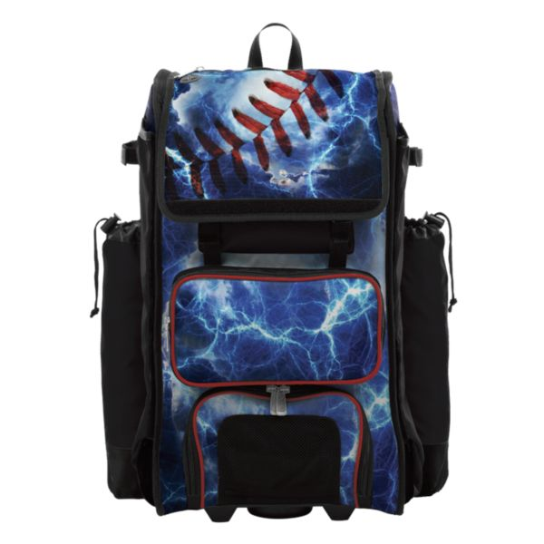 Catcher's Superpack Hybrid The Natural Black/Red/White