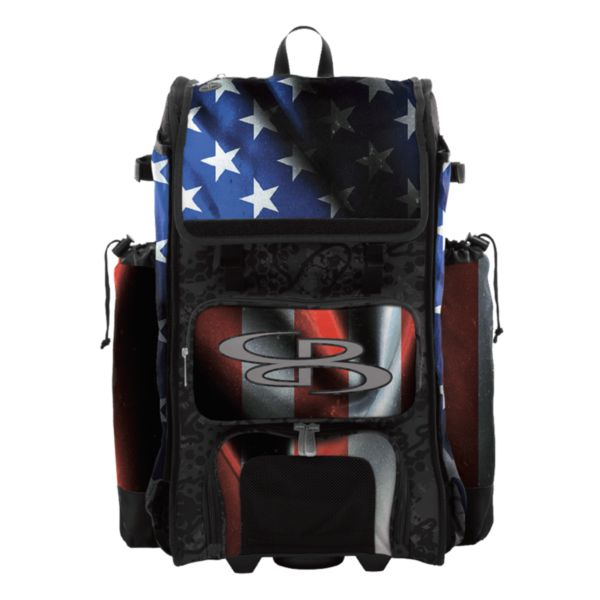 Catcher's Superpack Hybrid USA Black Ops Black/Royal Blue/Red