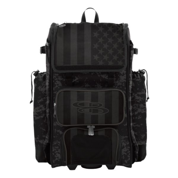 Catcher's Superpack Hybrid USA Clandestine Black/Dark Charcoal