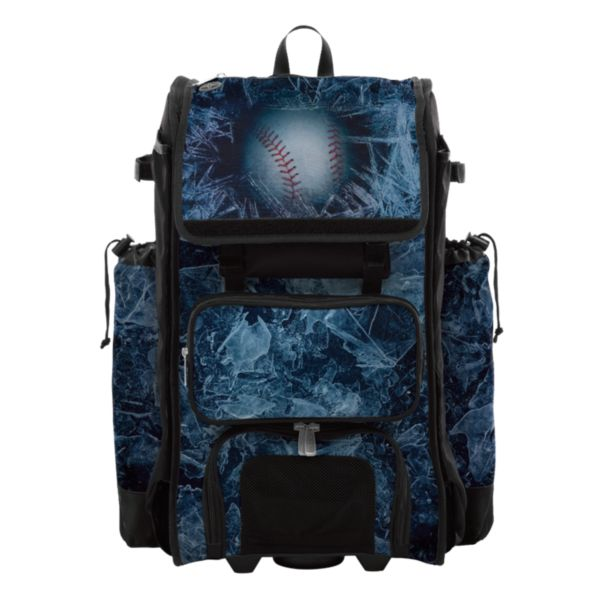 Catcher's Superpack Hybrid Frozen Black/White
