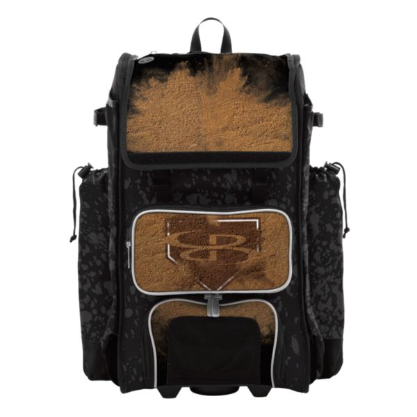 Catcher's Superpack Hybrid Diamond Black/White