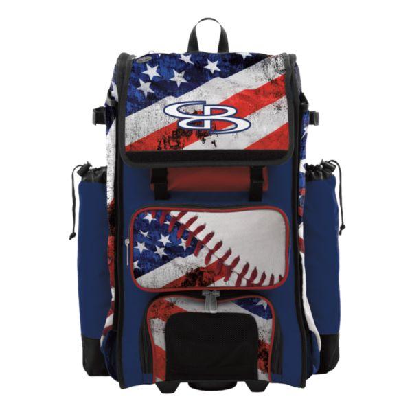 Catcher's Superpack Hybrid USA Baseball Royal Blue/Red/White
