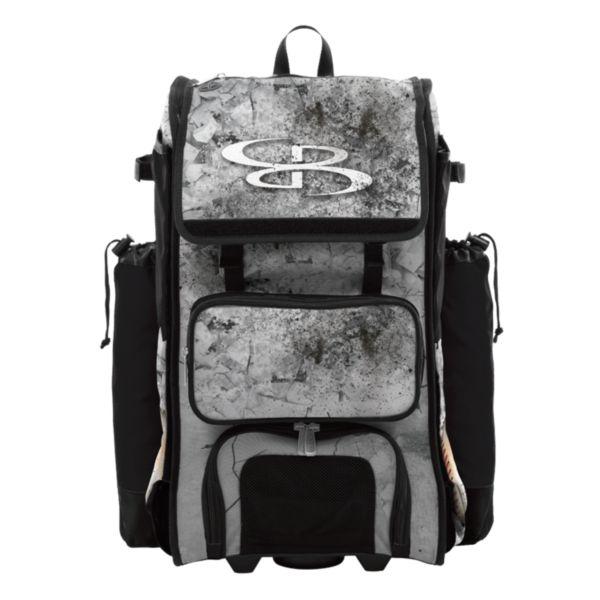 Catcher's Superpack Hybrid Crusher Black/Gray/White