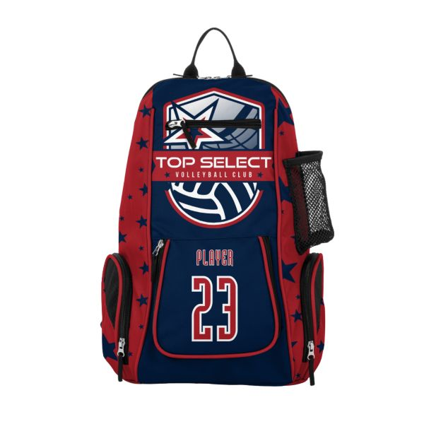 Custom Spike Volleyball Backpack
