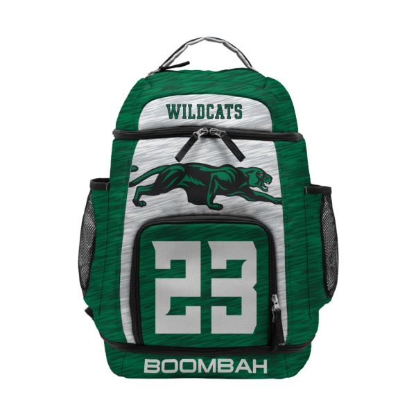 Custom Swish Basketball Backpack