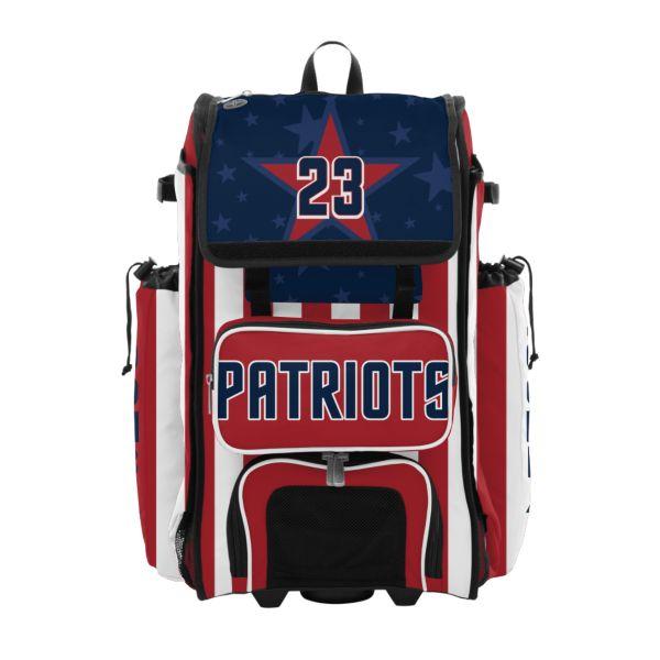 Custom Catcher's Rolling Superpack