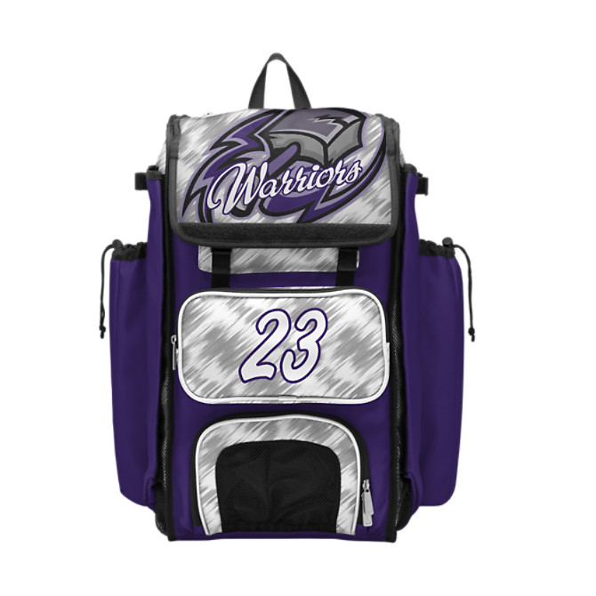 Custom Catcher S Superpack Bat Bag