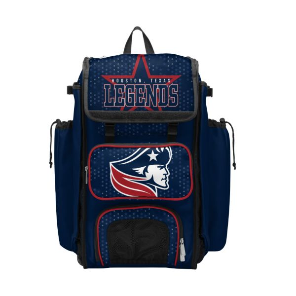 Custom Catcher's Superpack Bat Bag