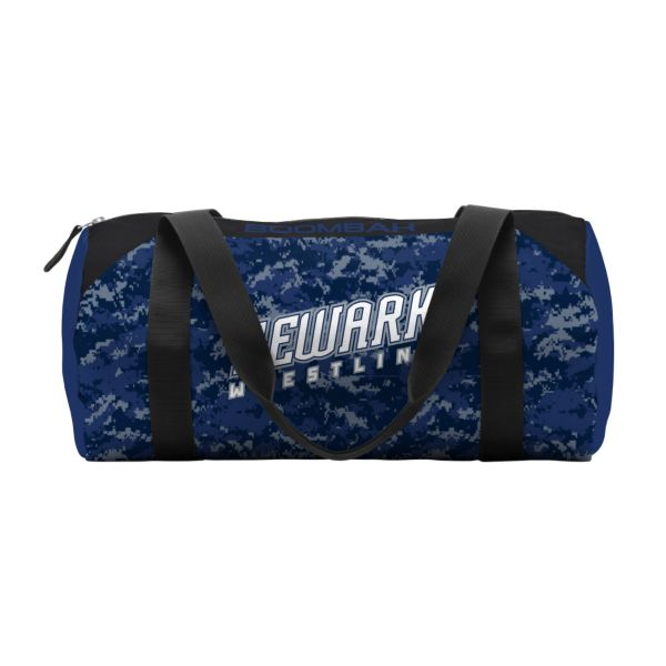 Custom Round Duffle Bag