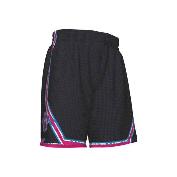 Custom Youth Fadeaway Series Basketball Short