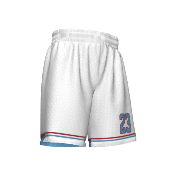 Custom Men's Fadeaway Series Basketball Short