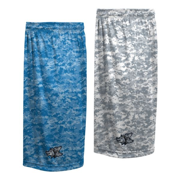 Men's Custom Basketball Reversible Shorts