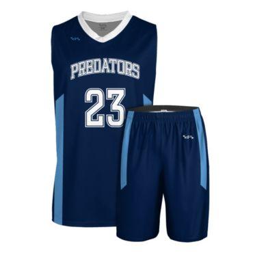 best service 11fd1 f53d1 Men's & Youth Custom Basketball Uniforms - Boombah Customization