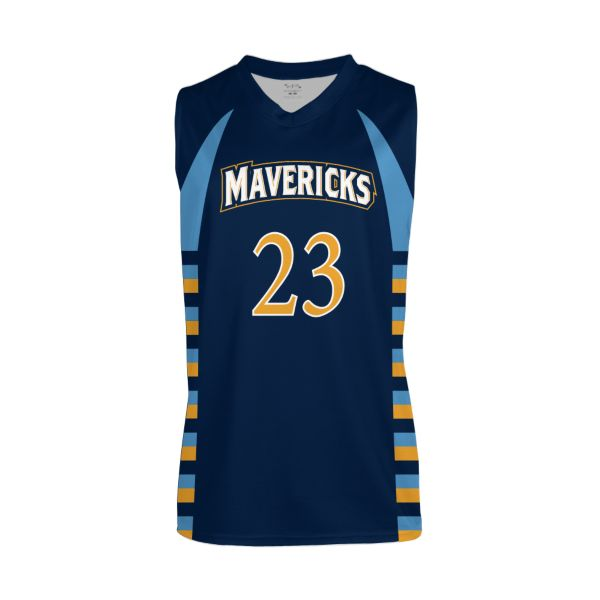 Men's Custom Basketball Jersey