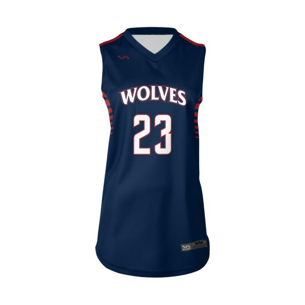 Women's Custom Basketball Jersey