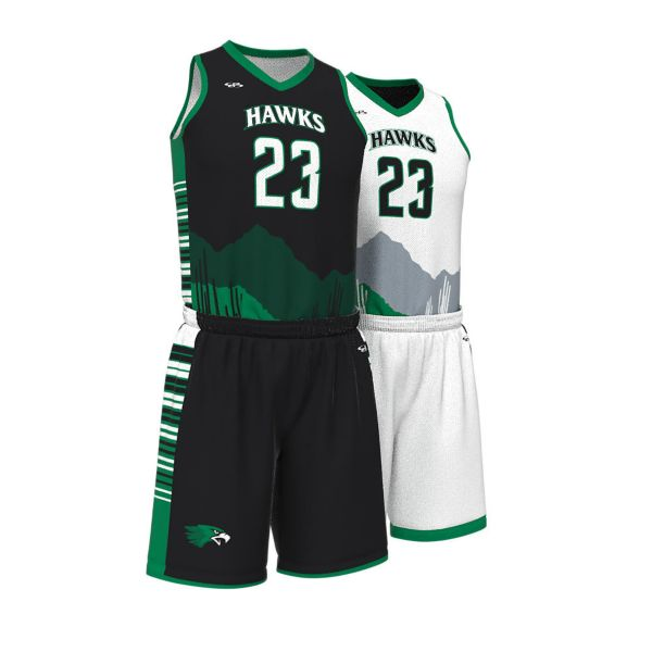 Youth Fadeaway Series Reversible Full Uniform