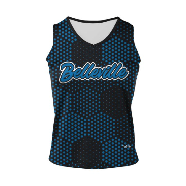 Women's Custom Cheer Sleeveless Shell