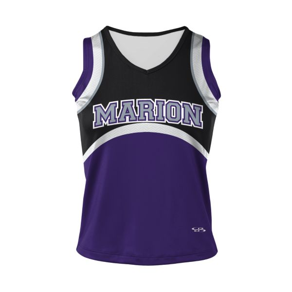 Girls' Custom Cheer Sleeveless Shell