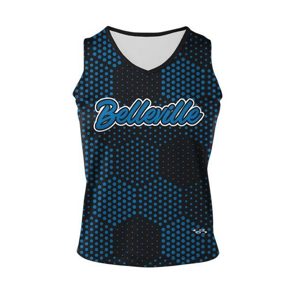 Full Dye, Cheer Sleeveless Shell (FD-2040W)