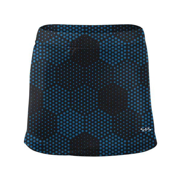 Girls' Full Dye, Cheer Skirt (FD-4040W)