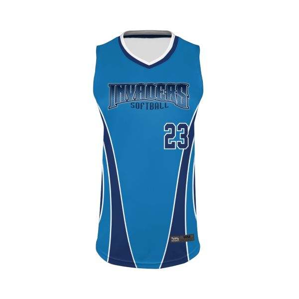 Women's Custom Racerback Fastpitch Jerseys