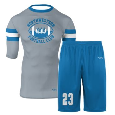 403a2305673 7 on 7 Football Full Compression Uniforms - Boombah Men's/Youth ...