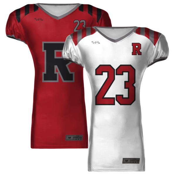 Custom Men's Reversible Football Jersey