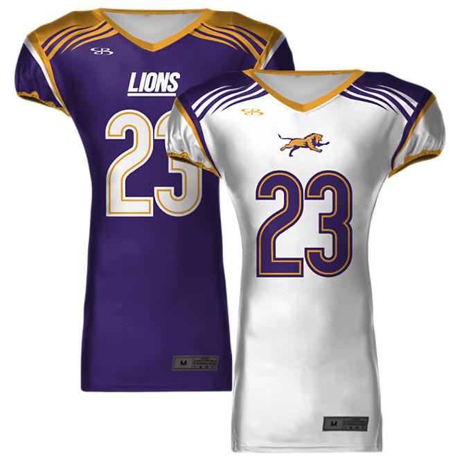 custom kids football jersey