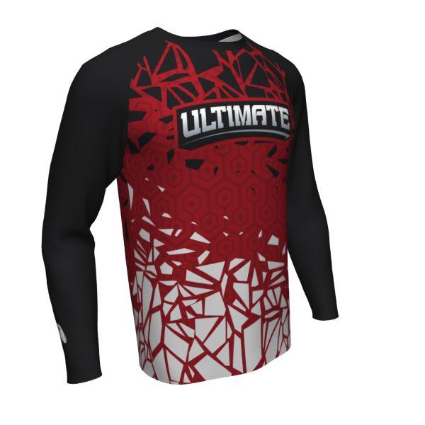 Custom Youth Esports Long Sleeve Jersey