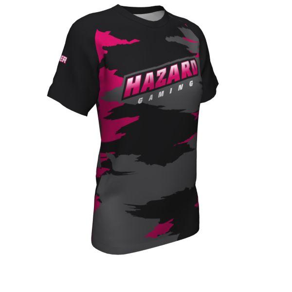 Custom Women's Esports Short Sleeve Jersey